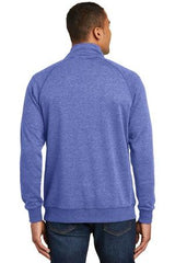 Mens Lightweight Pullover Jacket 1/4-Zip-Sweatshirt-