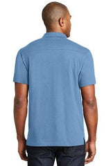 Meridian Cotton Blend Polo-Shirts-