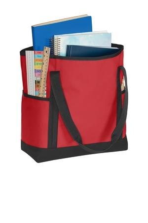 On-The-Go Deep Tote Bag-Bag-