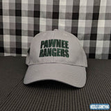 Pawnee Rangers Embroidered Gray Recycled Hat/Cap-Already Embroidered-