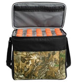 Realtree Camouflage 24-Can Cube Cooler With Strap-Bag-