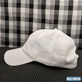 Royal Crown Embroidered White Hat/Cap-Already Embroidered-