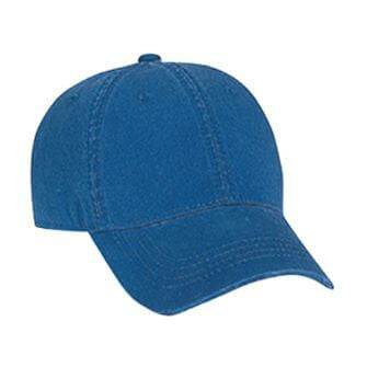 Superior Cotton Youth 6-Panel Dad Hat-Youth-