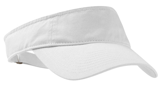 Washed Fashion Visor-Visor-