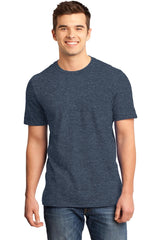 Young Mens Quality Every-Occasion T-Shirt-Shirts-Heathered Navy
