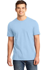 Young Mens Quality Every-Occasion T-Shirt-Shirts-Ice Blue