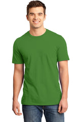 Young Mens Quality Every-Occasion T-Shirt-Shirts-Heathered Kelly Green