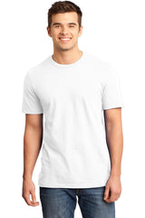 Young Mens Quality Every-Occasion T-Shirt-Shirts-White