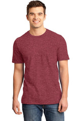 Young Mens Quality Every-Occasion T-Shirt-Shirts-Heathered Red