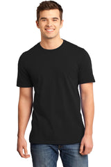 Young Mens Quality Every-Occasion T-Shirt-Shirts-Black