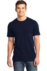 Young Mens Quality Every-Occasion T-Shirt-Shirts-New Navy