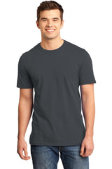 Young Mens Quality Every-Occasion T-Shirt-Shirts-Charcoal