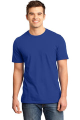 Young Mens Quality Every-Occasion T-Shirt-Shirts-Deep Royal
