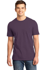 Young Mens Quality Every-Occasion T-Shirt-Shirts-Eggplant