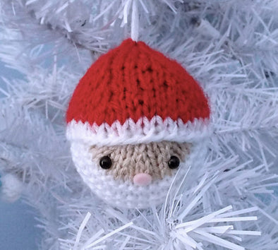 Best Christmas Ornaments Knitting Patterns