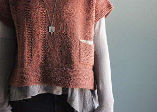 Alanis sweater by Elizabeth Smith