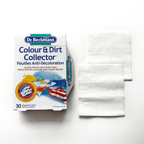 Dr. Beckmann Colour & Dirt Collector