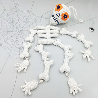 Halloween Skeleton crochet pattern