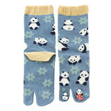 Panda Tabi Socks Ladies