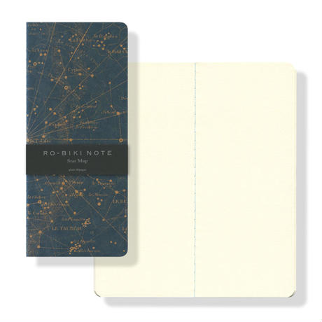 Ro-biki Notebook Star Map