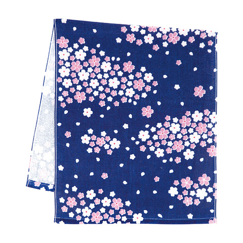 Gauze Face Towel - Sakura Night