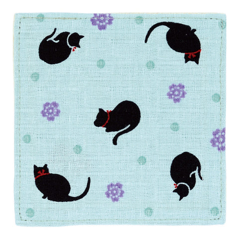 Coaster - Black Cat Blue