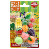 Eraser Set - Fruit