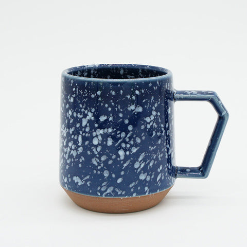 CHIPS Mug Splash Navy White