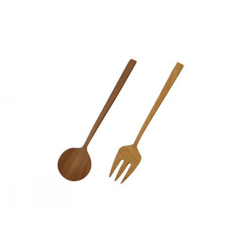 Wooden Spoon & Fork