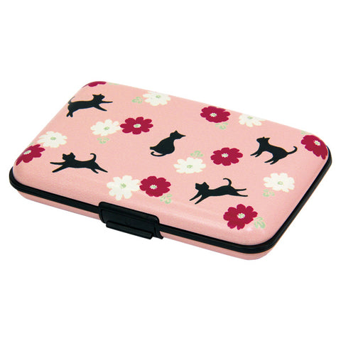 Card Case - Black Cat