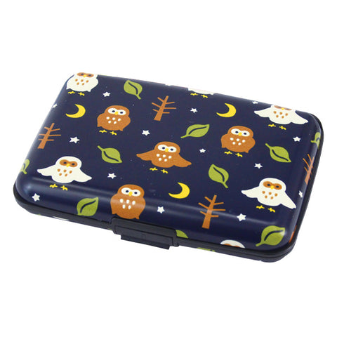 Card Case - Owl