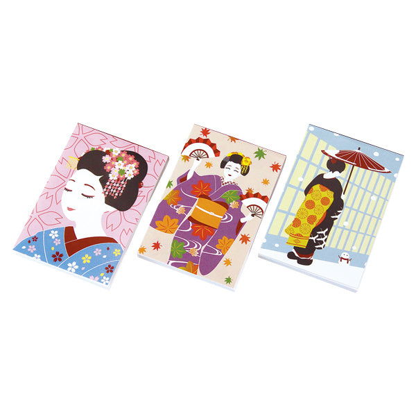 Copy of 3P Note Pads - Maiko