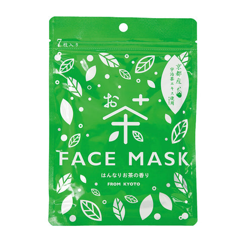 Face Mask - Green Tea