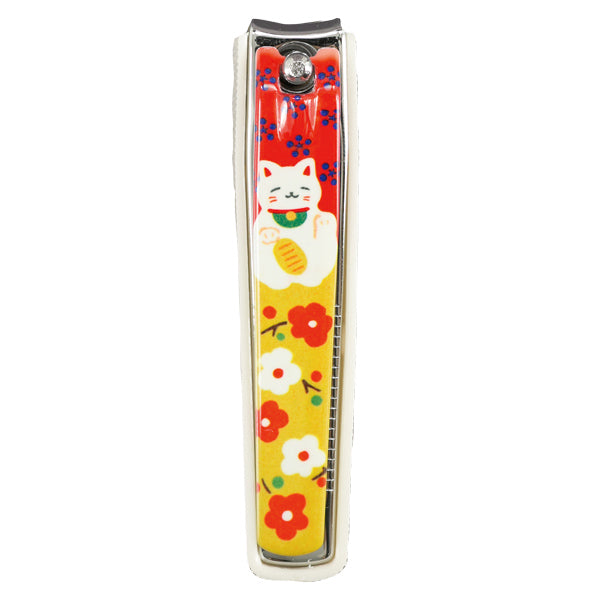 Nail Clipper - White Cat