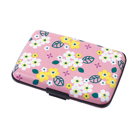 Card Case - Flower