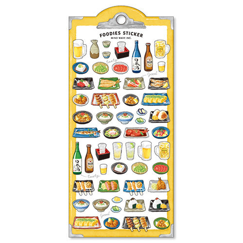 Foodies Izakaya Stickers