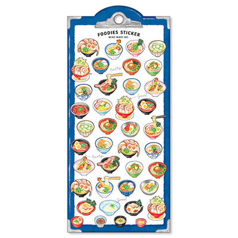 Foodies Noodles Stickers