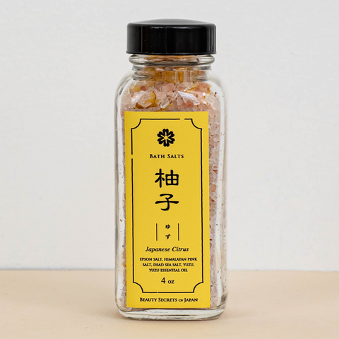 BATH SALT YUZU