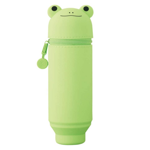 PuniLabo Stand Pen Case - Frog