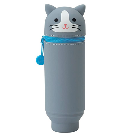 PuniLabo Stand Pen Case - Hachiware Cat