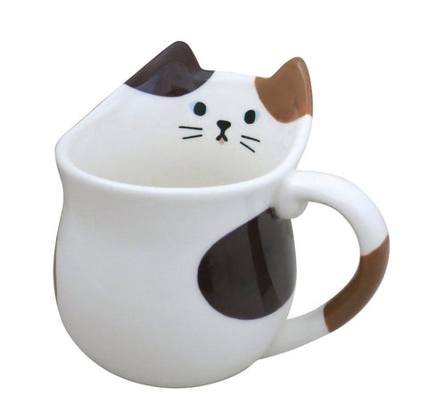 Cat Pero Mug - Calico