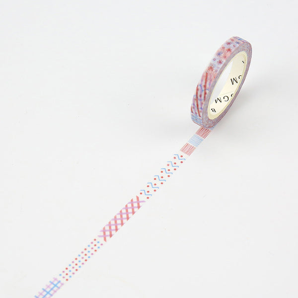 Mix Washi Tape - 5mm