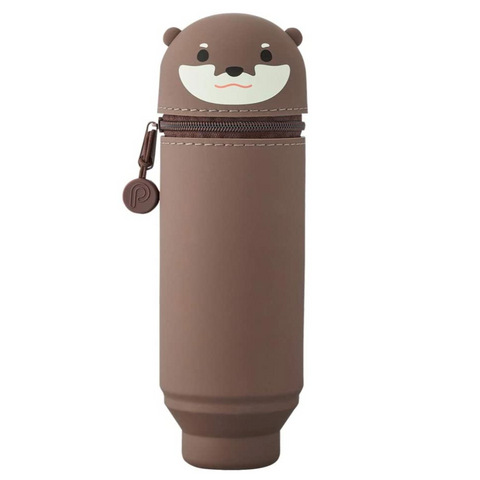PuniLabo Stand Pen Case - Otter