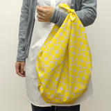 "39"" Aquadrop Isa Monyo Furoshiki Sprout Yellow Water Repellent"