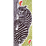Tiger Tenugui Towel