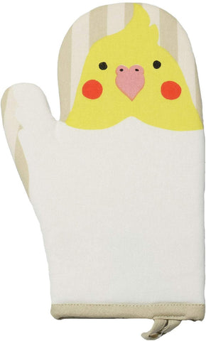 Kitchen Mitt - True Parrot Yellow