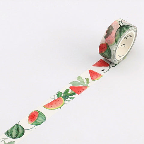 Watermelon Washi Tape - 15mm