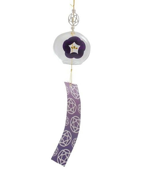 Wind Chime Edo Furin - Morning Glory