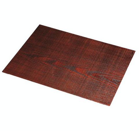 Urushi Wooden Plate - Rectangle