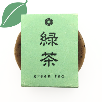 GREEN TEA SOAP - Ryokucha